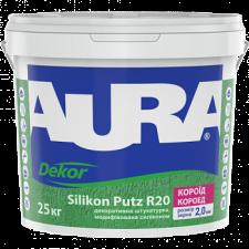 AURA Dekor Silikon Putz R20 (короїд 2,0 мм) 25кг