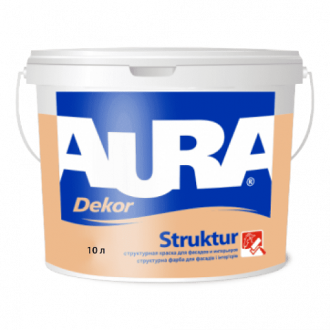 AURA Dekor Struktur 10L