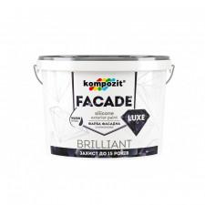 Краска для фасадная KOMPOZIT FACADE LUXE 14kg